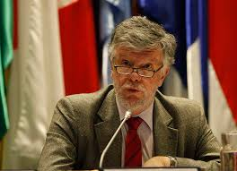 Deputy Executive Secretary (ECLAC), Antonio Prado