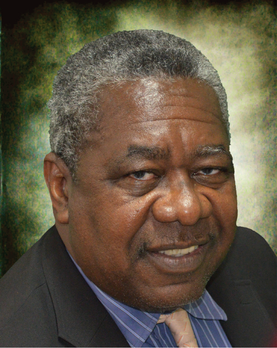 Hon Senator Vincent Fitzgerald Byron - Attorney General and Minister of Justice, Legal Affairs and Communications