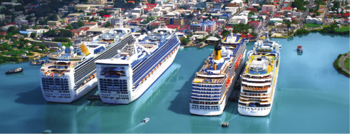 Cruise Antigua Amp Barbuda Oecs Business Focus