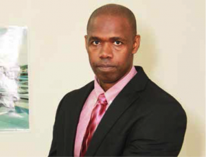 Stanley Smith, CEO of the Antigua & Barbuda Airport Authority