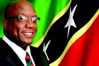 Hon. Dr. Timothy Harris, Prime Minister of St. Kitts & Nevis