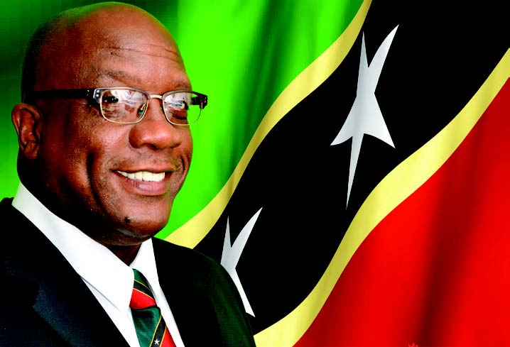 Hon. Dr. Timothy Harris, Prime Minister of St. Kitts & Nevis