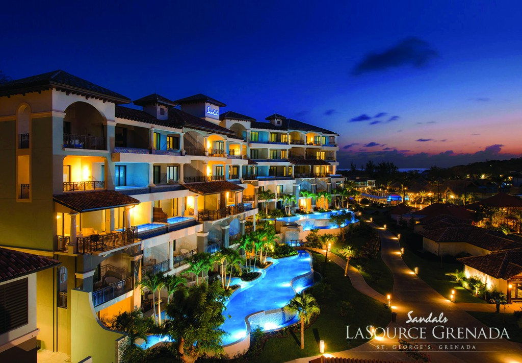 Sandals Resorts Puts Grenada on the Map  with Opening of new Luxury Sandals LaSource Grenada