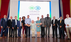 Caribbean Aims to Become World's First-Class Climate-Smart Zone