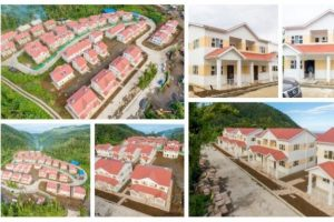 Dominica's CBI-Funded Public Housing Projects Ready for Occupation Early 2019